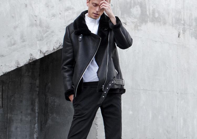 georgmallner_zara_sheepskinjacket_weekday_turtelneckshirt_albertopants_drmartens_fashion_look_outfit_3