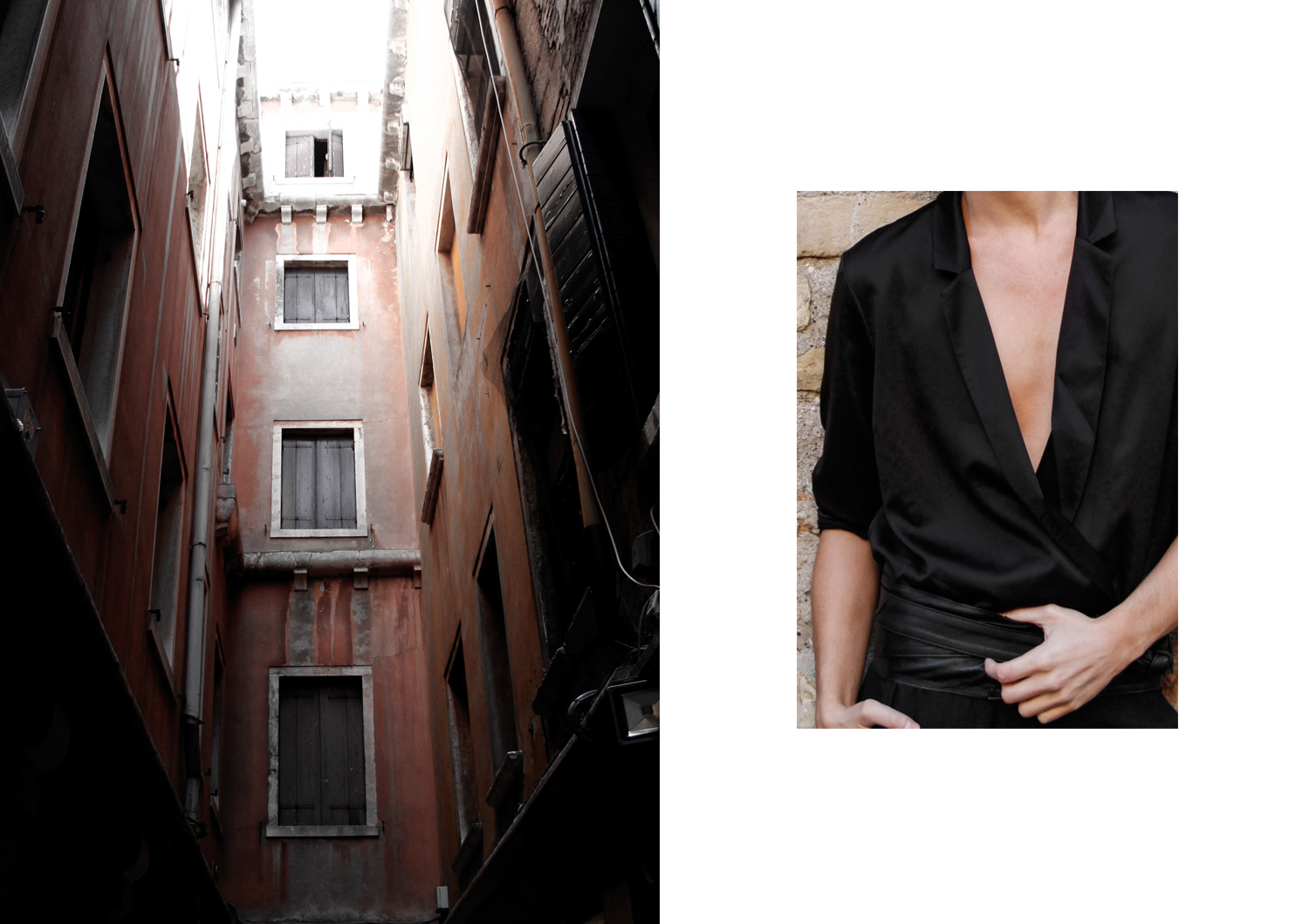 Look_GeorgMallner_Silk_Pyjama_PyjamaLook_outfitoftheday_Ourfit_style_Leather_cummrebund_Suitpants_Asos_Italy_Photoshoot_Streetstyle_editorial_3