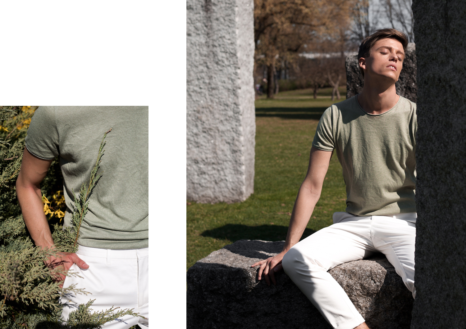 GeorgMallner_Fashion_Look_Style_Menswear_Mensstyle_Outfit_PastelColor_White_Trousers_Editorial_Magazin_Fashionisto_
